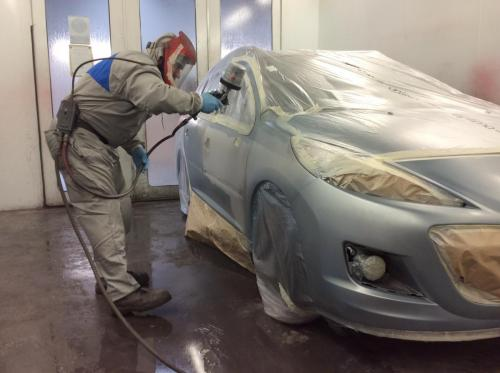 Vehicle Painter, Leicester